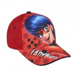 Complementos Cerda gorra ladybug roja - Querol online