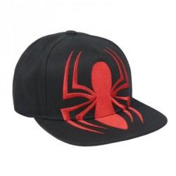 Complementos Cerda gorra spiderman negra y roja - Querol online