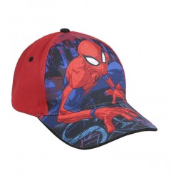 Complements Cerda gorra spiderman vermella i blava - Querol online