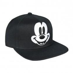 Complementos Cerda gorra negra mickey