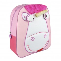 Complementos Cerda mochila rosa unicornio minions - Querol online