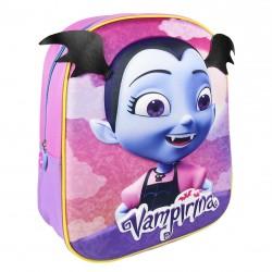 Complementos Cerda mochila rosa y lila vampirina 3D - Querol online