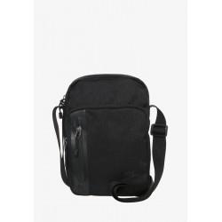 Complementos Nike bandolera negra con bolsillo y cremallera - Querol online