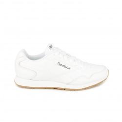 Zapatillas deportivas Reebok royal blancas con cordones - Querol online