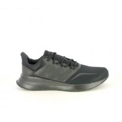 Zapatillas deportivas Adidas falcon core negras - Querol online