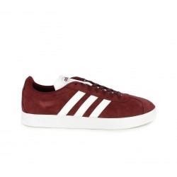 Zapatillas deportivas Adidas court rojas y blancas - Querol online