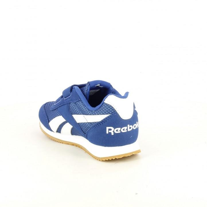 Sabatilles esport Reebok royal blaves i blanques - Querol online