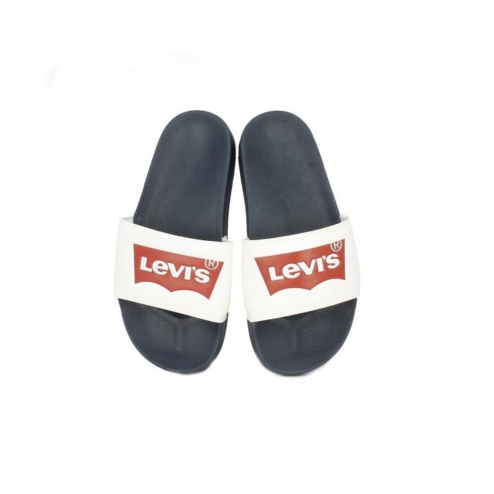 Xancles Levi's blanques, blaves i vermelles - Querol online