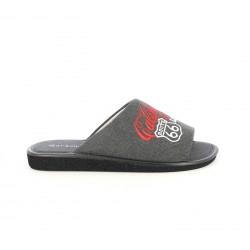 Zapatillas casa Garzon grises california route 66 - Querol online