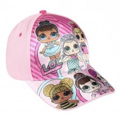 Complementos Cerda gorra lol surprise! rosa con muñecas - Querol online