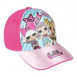 Complementos Cerda gorra lol surprise! con muñecas rosa - Querol online