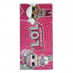 Complementos Cerda toalla lol surprise! rosa - Querol online