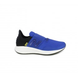 Zapatillas deporte New Balance fresh foam roav azules y negras - Querol online