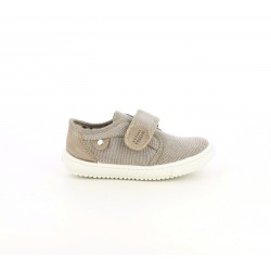 Zapatos Vul·ladi marrones con velcro - Querol online