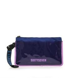 Complementos SixtySeven 67 cartera azul y lila - Querol online