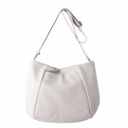 Complementos Slang Barcelona bolso bandolera pequeña gris con asa - Querol online