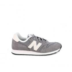 Zapatillas deportivas New Balance 373 grises, rosas y blancas