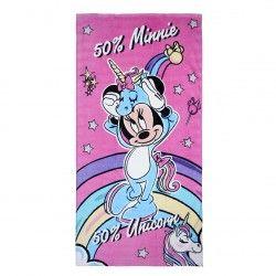 Complementos Cerda toalla minnie unicornio rosa - Querol online