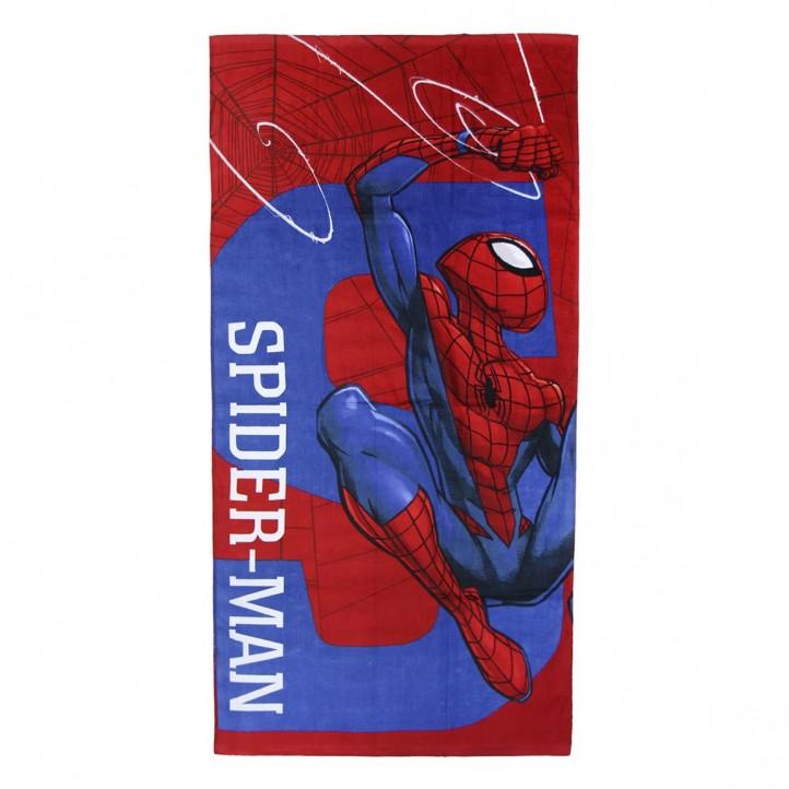 Complementos Cerda toalla spiderman azul y roja - Querol online