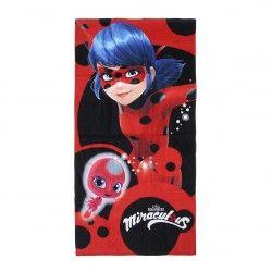 Complementos Cerda toalla lady bug roja y negra - Querol online