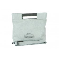 Complements Slang Barcelona bossa gris amb nansa i tira - Querol online