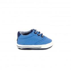 Zapatillas Mayoral azules con cordones - Querol online
