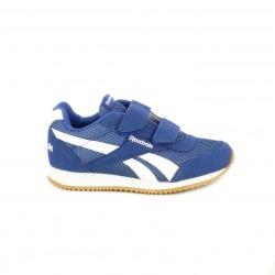 Zapatillas deporte Reebok royal azules y blancas - Querol online