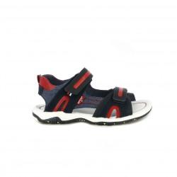 sandàlies Levi's blaves, vermelles i negres - Querol online