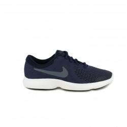 Sabatilles esport Nike revolution 4 blau marí