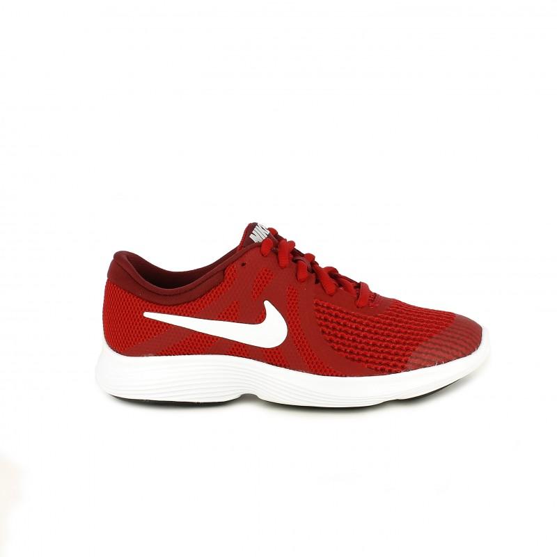 zapatillas rojas nike
