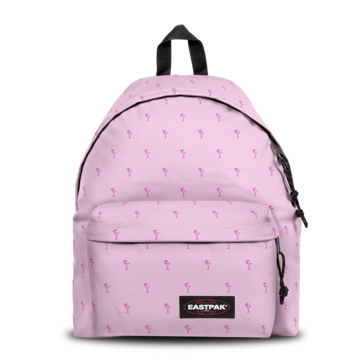Complementos Eastpak mochila rosa con estampado - Querol online
