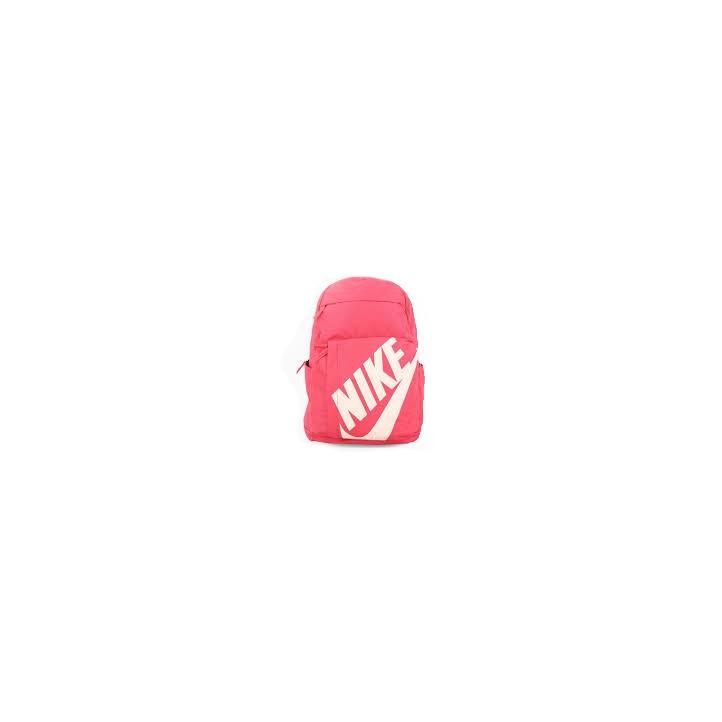 Complementos NIKE mochila rosa con letras en la parte delantera - Querol online