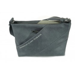 Complementos Slang Barcelona bolso bandolera pequeña azul - Querol online