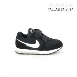 Sabatilles esport Nike runner 2 negres i blanques
