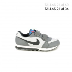 Sabatilles esport Nike runner 2 grises i negres
