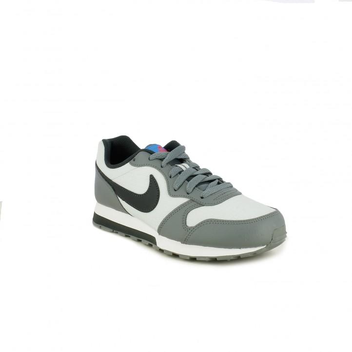 Sabatilles esport Nike runner 2 grises i negres - Querol online
