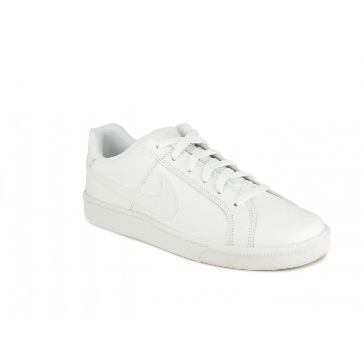 Zapatillas deportivas Nike court royale blancas - Querol online