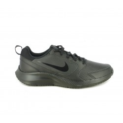 Sabatilles esportives Nike BQ3198 negres amb cordons - Querol online