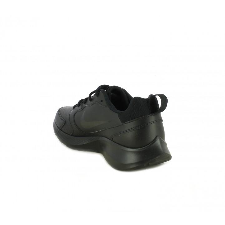 Sabatilles esportives Nike negres lleugeres amb micro perforacions - Querol online