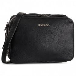 Complementos Refresh negro con varios compartimentos 24x16x8cm - Querol online