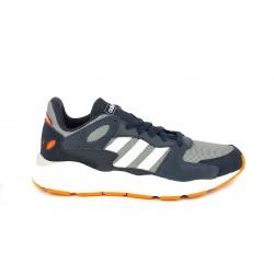 Zapatillas deportivas Adidas chaos azules, grises y blancas