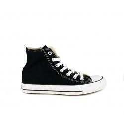 Zapatillas lona Converse botas negras chuck taylor all star - Querol online