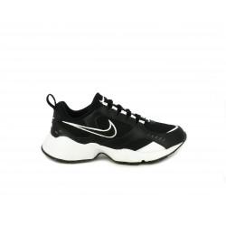 Zapatillas deportivas Nike negras de cordones modelo airheights