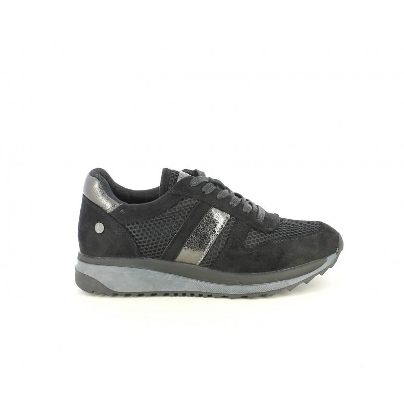 zapatillas asics de mujer baratas negras xti