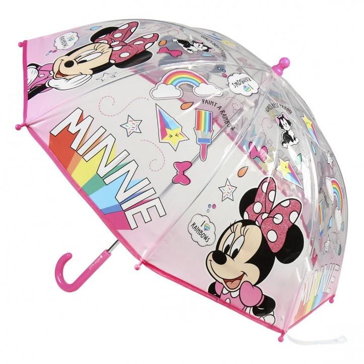 Complementos Cerda paraguas minnie mouse rosa - Querol online