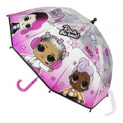 Complementos Cerda paraguas lol sorprise rosa - Querol online