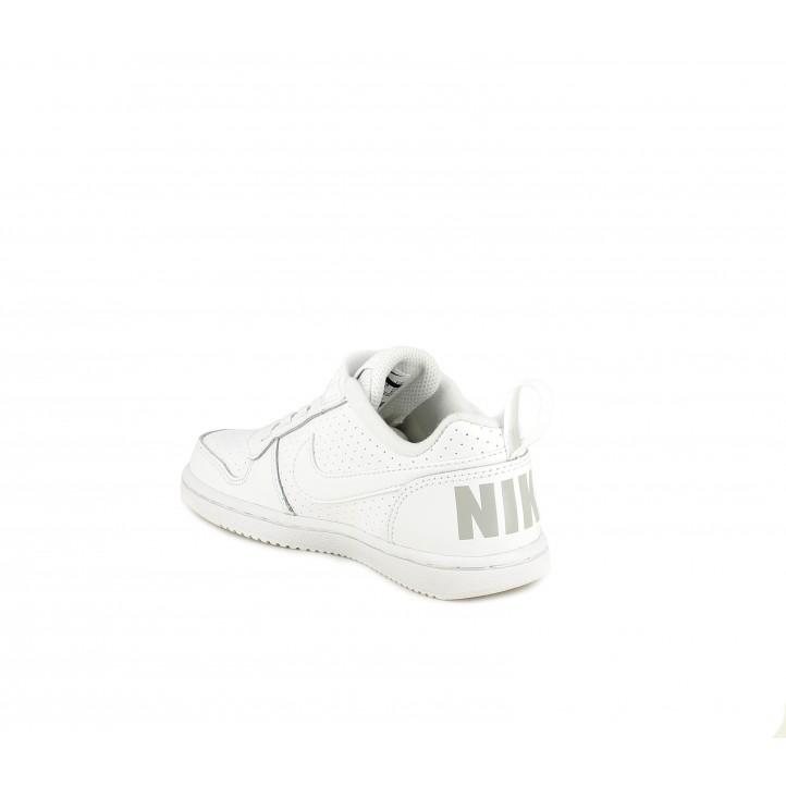 Sabatilles esport Nike blanca i grises - Querol online