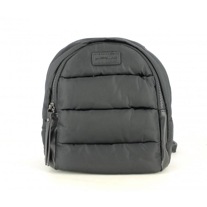 Complements STAY motxilla negre encoixinada amb doble butxaca - Querol online