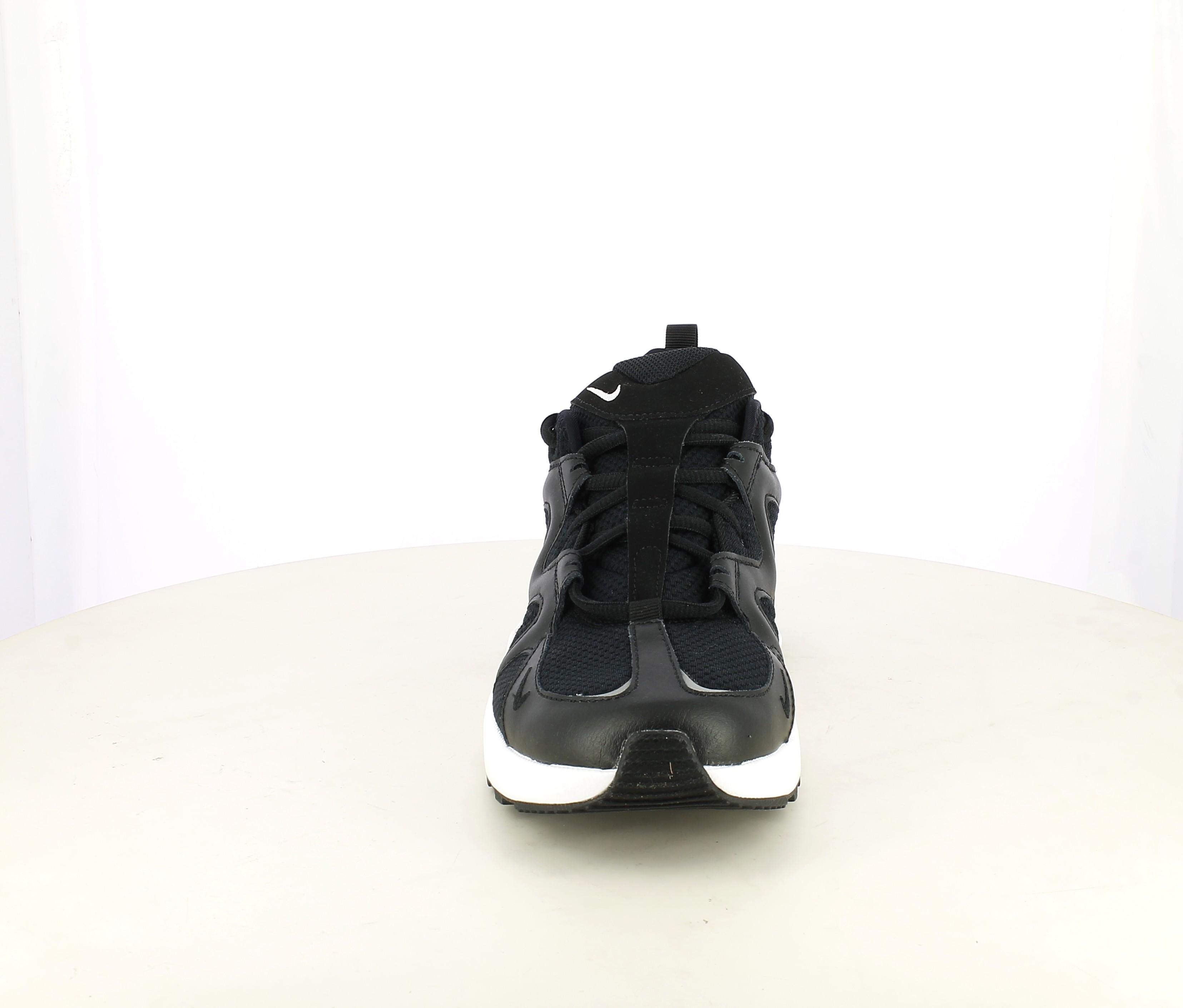 Inspiración Cadera Comercial  Zapatillas deportivas air max graviton negras con suela blanca Nike |  Querol online