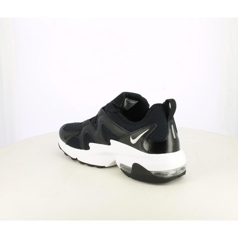 zapatillas nike negras air